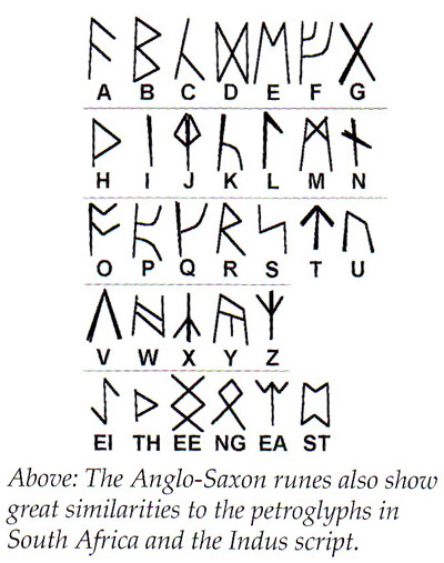 30. p123 A: Tellinger-Heine: The Anglo-Saxon runes also show great ...